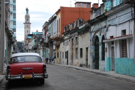 Quartiers Université Vedado La Havane (16)