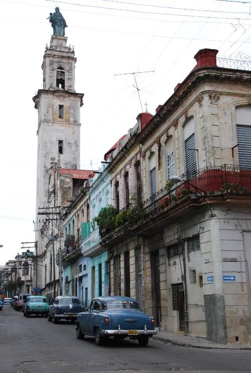 Quartiers Université Vedado La Havane (18)