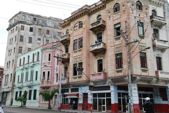 Quartiers Université Vedado La Havane (19)