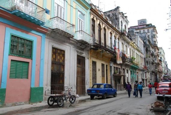 Quartiers Université Vedado La Havane (2)