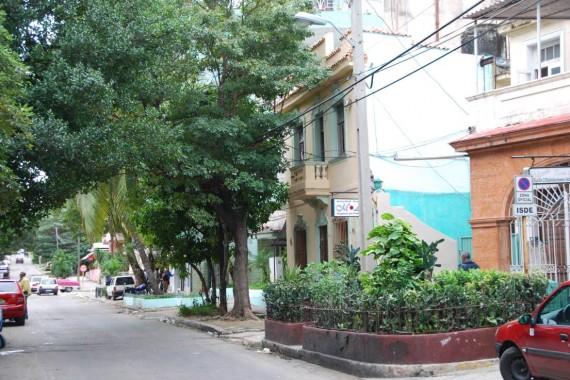 Quartiers Université Vedado La Havane (20)