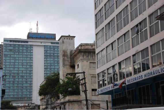 Quartiers Université Vedado La Havane (21)