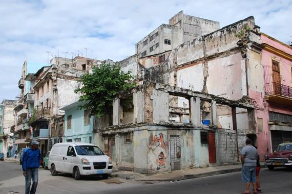 Quartiers Université Vedado La Havane (3)