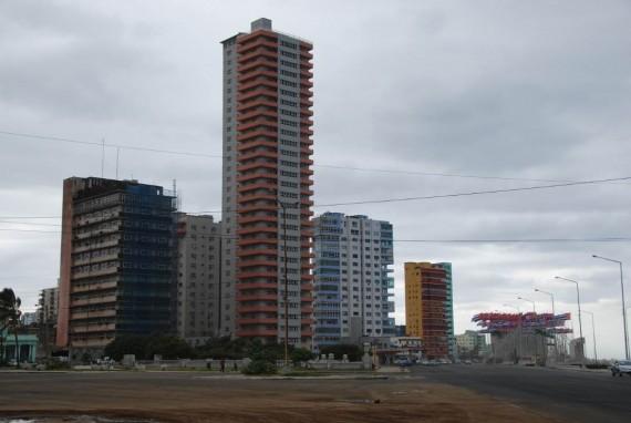 Quartiers Université Vedado La Havane (31)