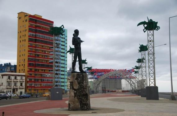 Quartiers Université Vedado La Havane (33)