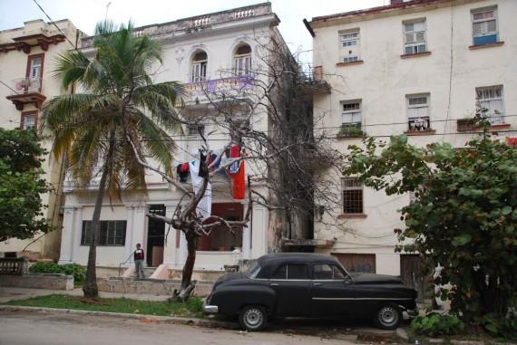 Quartiers Université Vedado La Havane (37)