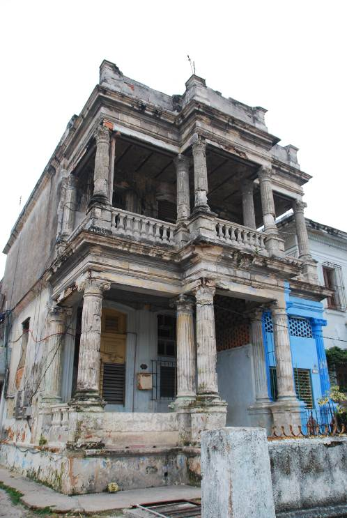 Quartiers Université Vedado La Havane (38)