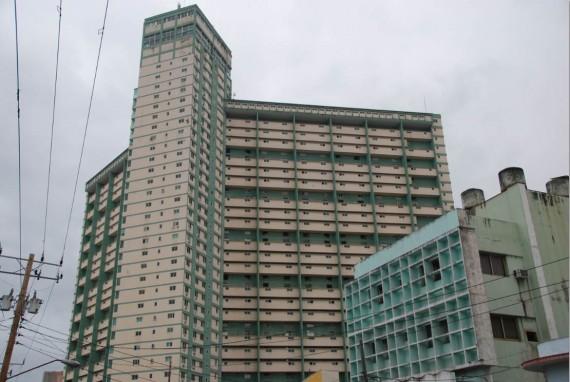 Quartiers Université Vedado La Havane (39)