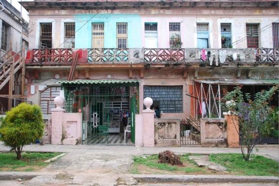 Quartiers Université Vedado La Havane (40)