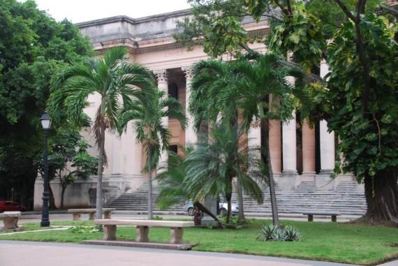 Quartiers Université Vedado La Havane (42)