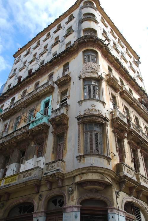 Quartiers Université Vedado La Havane (5)