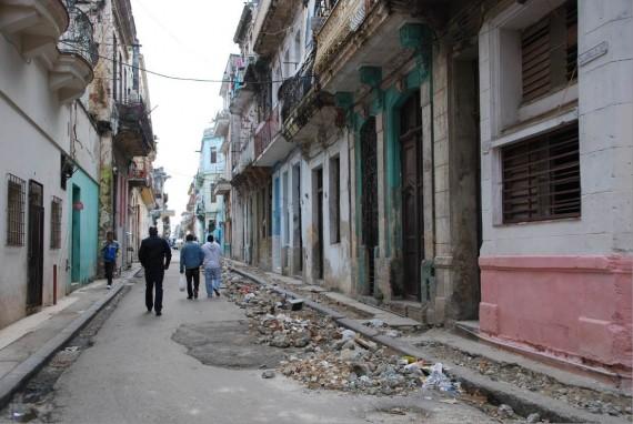 Quartiers Université Vedado La Havane (6)