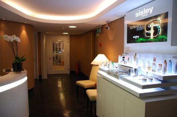 Spa Sisley de l'hôtel Le Richemond (10)