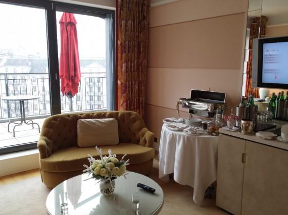 Spa Sisley de l'hôtel Le Richemond (6)