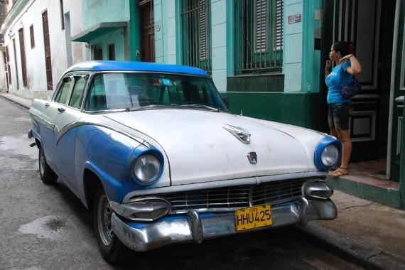 Vieilles voitures Cuba (1)