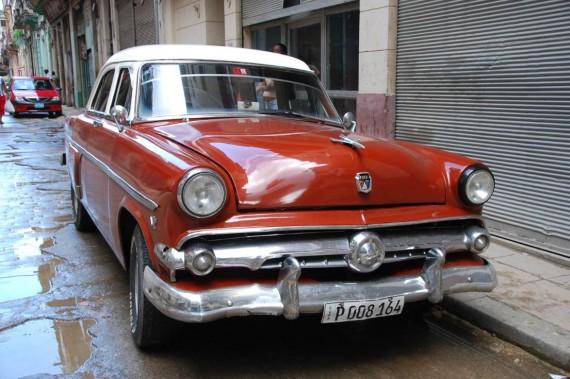 Vieilles voitures Cuba (10)