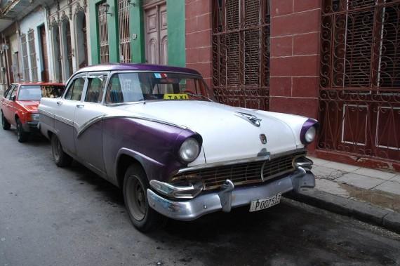 Vieilles voitures Cuba (2)