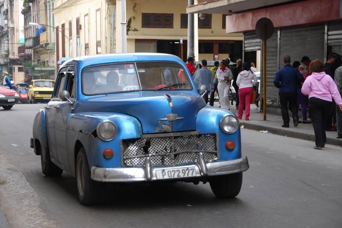 les vieilles voitures