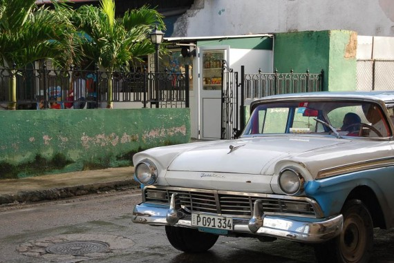 Vieilles voitures Cuba (4)