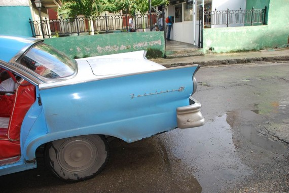 Vieilles voitures Cuba (5)