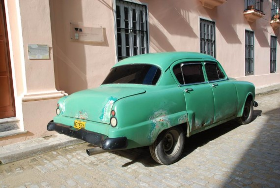 Vieilles voitures Cuba (6)