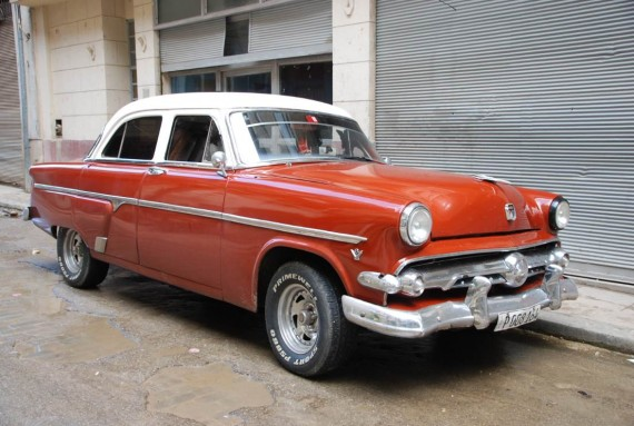 Vieilles voitures Cuba (9)