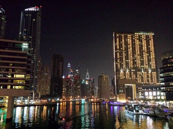 Dubai Marina and JBR The Walk (10)
