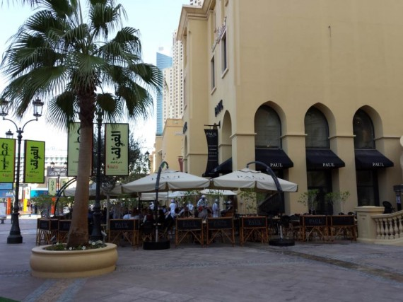 Dubai Marina and JBR The Walk (18)
