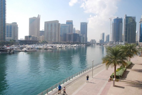 Dubai Marina and JBR The Walk (20)