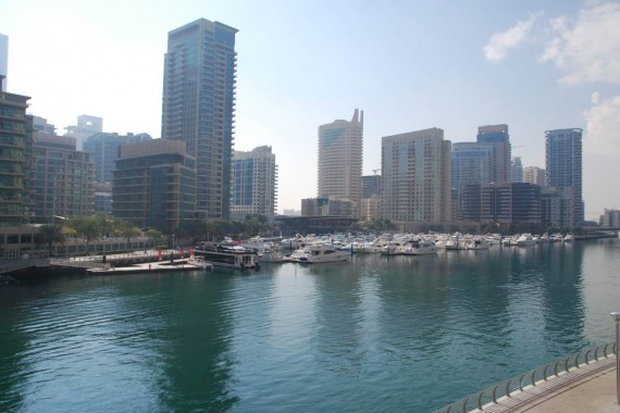 Dubai Marina and JBR The Walk (21)