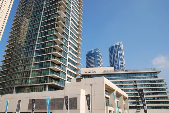 Dubai Marina and JBR The Walk (22)