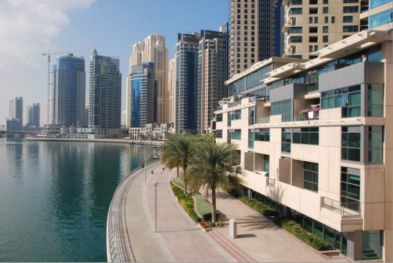 Dubai Marina and JBR The Walk (23)