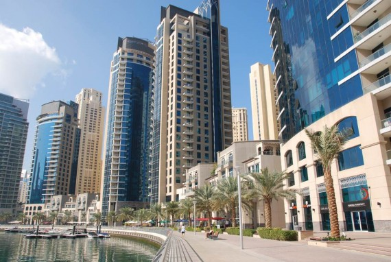 Dubai Marina and JBR The Walk (25)