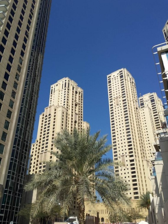 Dubai Marina and JBR The Walk (5)