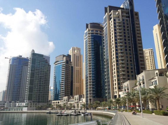 Dubai Marina and JBR The Walk (6)