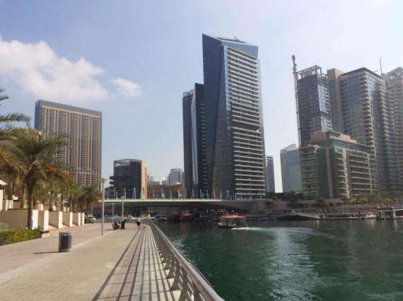 Dubai Marina and JBR The Walk (7)