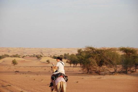 Al Maha camel ride (10)