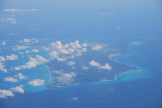 Caraïbes vues de l'avion (1)