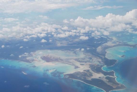 Caraïbes vues de l'avion (10)