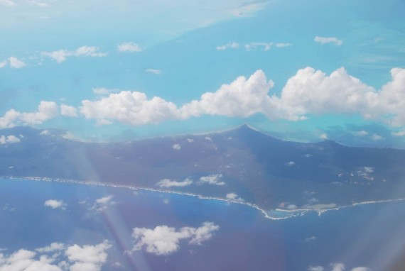 Caraïbes vues de l'avion (12)