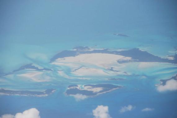 Caraïbes vues de l'avion (13)