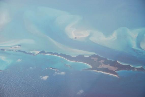 Caraïbes vues de l'avion (14)