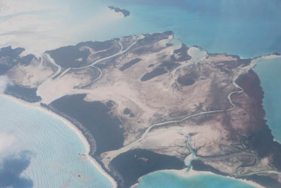 Caraïbes vues de l'avion (15)