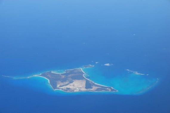Caraïbes vues de l'avion (2)