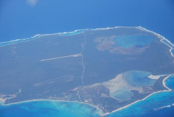 Caraïbes vues de l'avion (4)