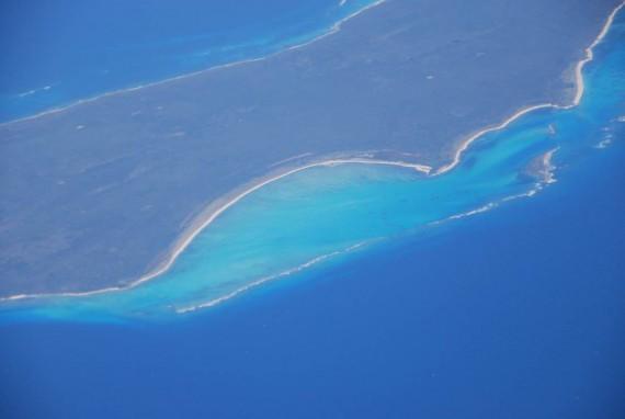 Caraïbes vues de l'avion (5)