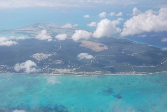 Caraïbes vues de l'avion (6)