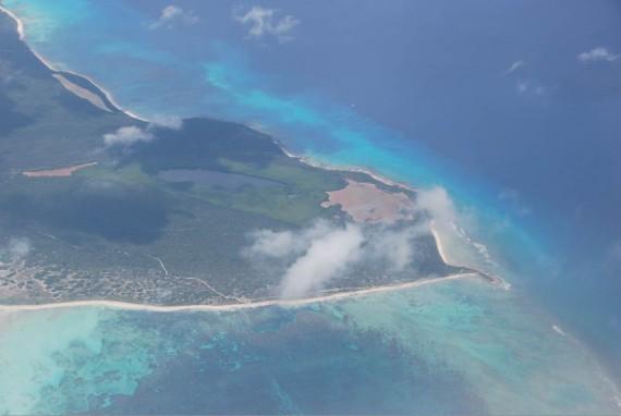 Caraïbes vues de l'avion (7)