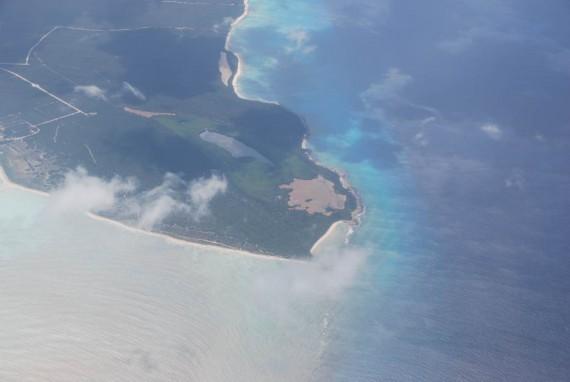 Caraïbes vues de l'avion (8)
