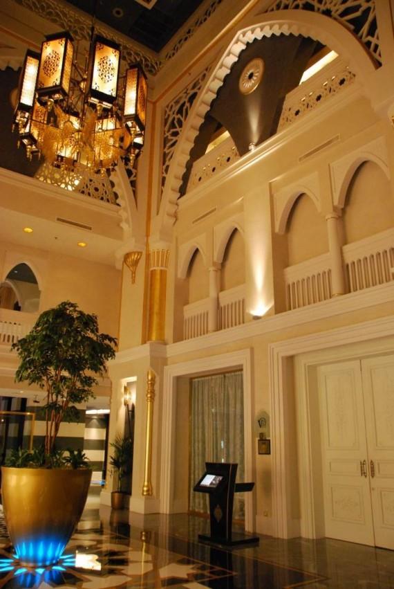Jumeirah Zabeel Saray à Dubai (3)